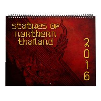 Thailand Calendar 2016