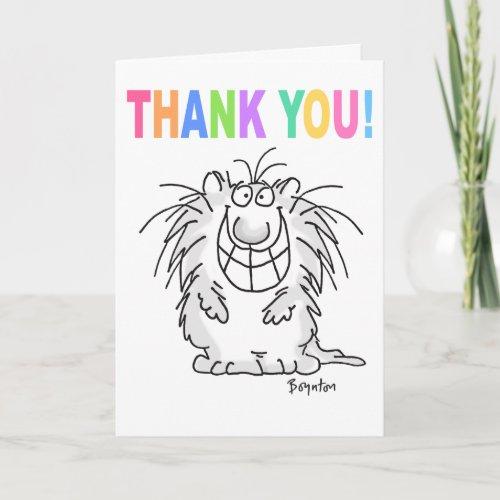 THANK YOU CAT Boynton