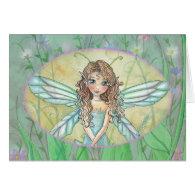 Thank You Fairy Card