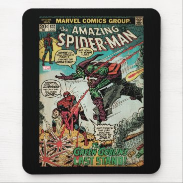 The Amazing Spider-Man Comic #122 Mouse Pad