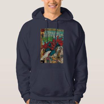 The Amazing Spider-Man Comic #186 Hoodie