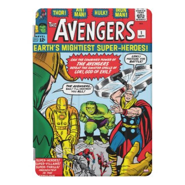 The Avengers #1 Comic Cover