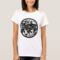 The Chinese Zodiac - The Pig T-Shirt