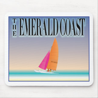 The Emerald Coast Mousepads