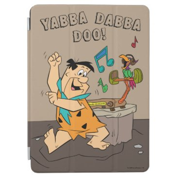 The Flintstones | Fred Flintstone Dancing iPad Air Cover