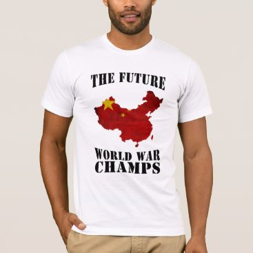 The Future World War Champions T-Shirt