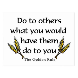 Golden Rule Gifts on Zazzle