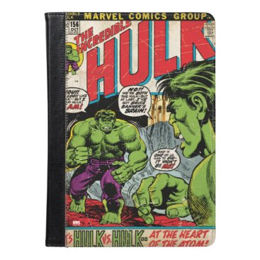 The Incredible Hulk Comic #156 iPad Air Case