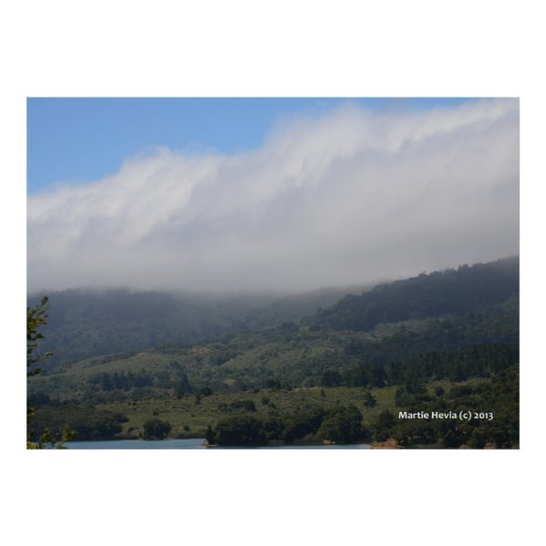 The Marine Layer Poster