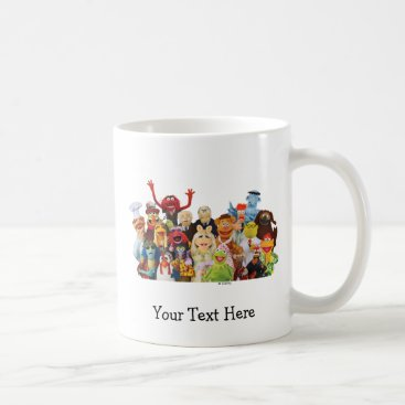 The Muppets 2 Coffee Mug