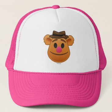 The Muppets| Fozzie Bear Emoji Trucker Hat