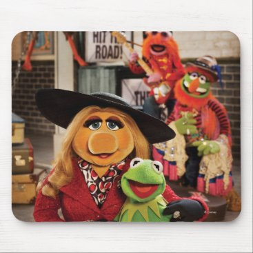 The Muppets Most Wanted Hits the Road! Mouse Pad