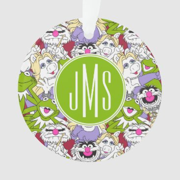 The Muppets | Oversized Pattern Ornament