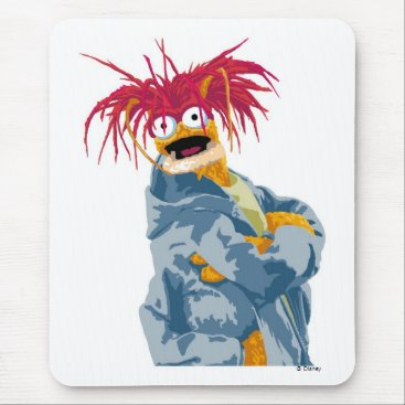 The Muppets Pepe standing Disney Mouse Pad