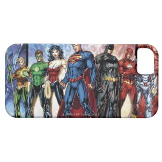 The New 52 - Justice League #1 iPhone 5 Case