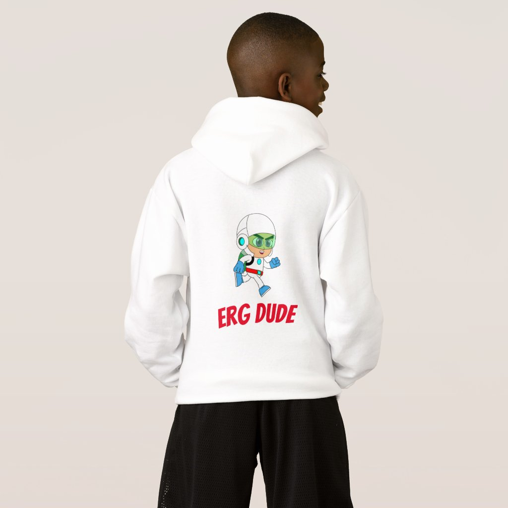 The Official Erg Dude Long Sleeve T-Shirt