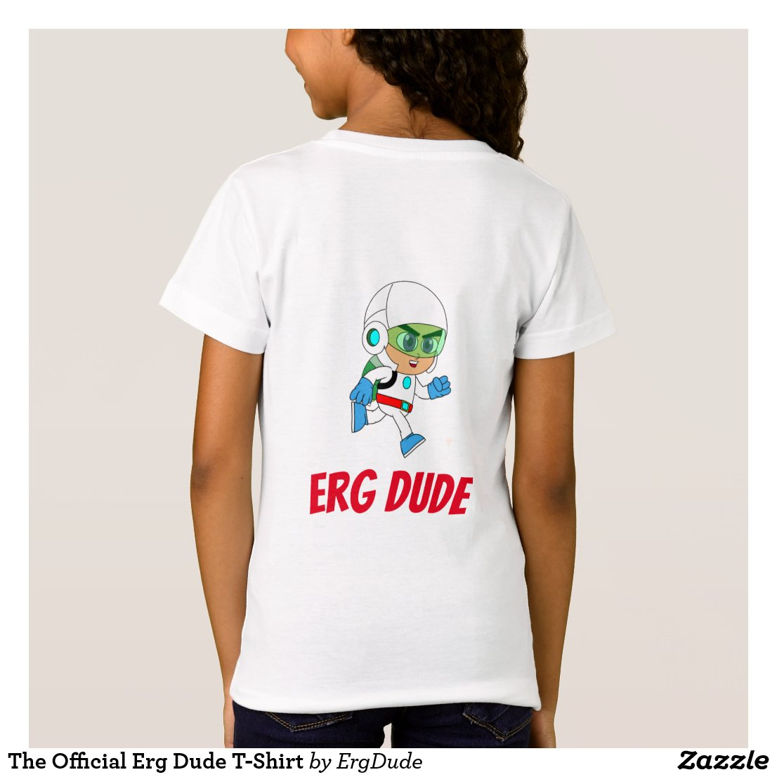 The Official Erg Dude T-Shirt