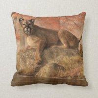 Lion Pillows - Decorative & Throw Pillows | Zazzle