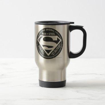 The Original Man of Steel Travel Mug