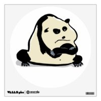 Black Bear Wall Decals & Wall Stickers | Zazzle