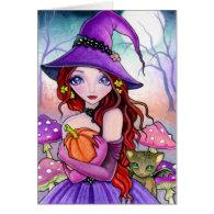 The Perfect Pumpkin - blank card