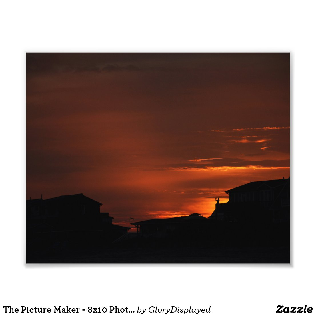 The Picture Maker - 8x10 Photo Print