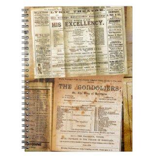 The Playbills Notebook