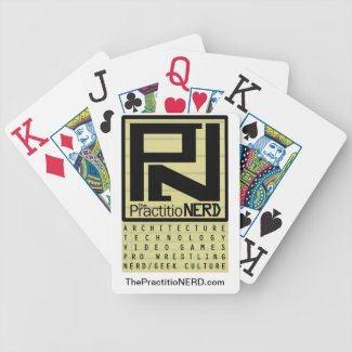"The PractitioNERD ""Five-Strands"" Playing Cards"