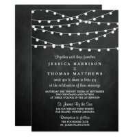 Chalkboard Weddings