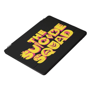 The Suicide Squad | Character Icon Logo iPad Pro Cover