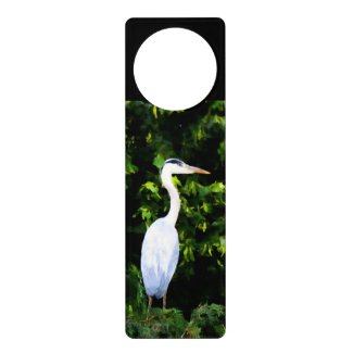 The White Bird Door Hangers