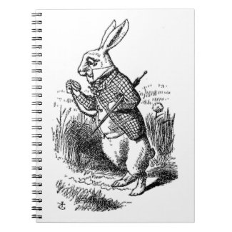 The White Rabbit Note Book