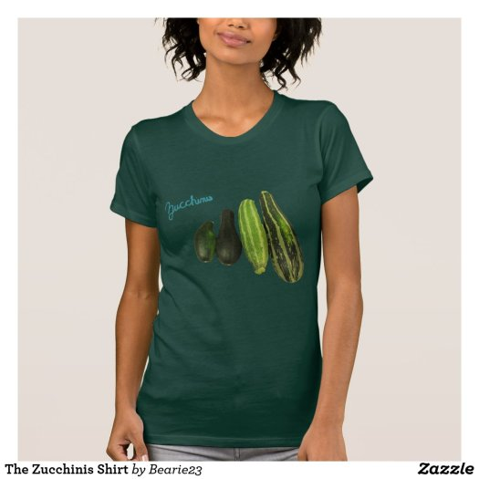 The Zucchinis Shirt