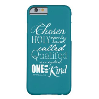 #theNEWyou Phone Case Barely There iPhone 6 Case