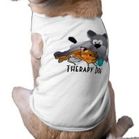 Therapy Dog - Extra Large T-Shirt | Zazzle
