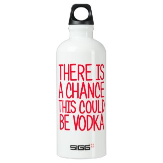 There Is A Chance This Could Be Vodka