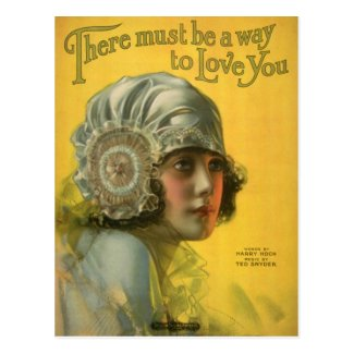 There Must Be A Way To Love You Post Card
