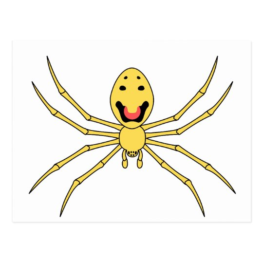 happy face spider  # 40