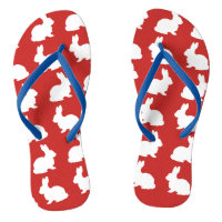 Thirty Rabbits Funky Flip Flops