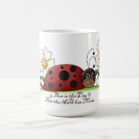 This Is The Day Classic White Mug