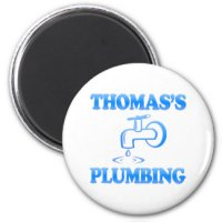 Water Pipes Refrigerator Magnets | Zazzle
