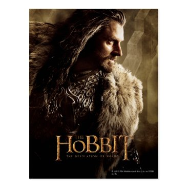 THORIN OAKENSHIELD™ Character Poster 1 Postcard
