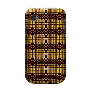 Tiger Skin Geometrix Android Case by CricketDiane casematecase