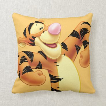 Tigger 2 throw pillow