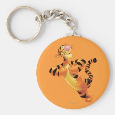Tigger 6 keychain