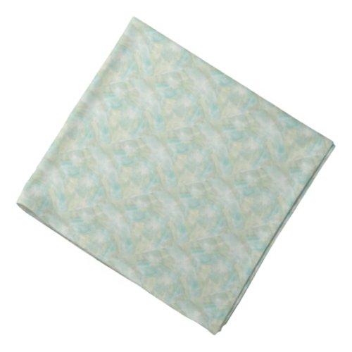Tiled Turquois Bandana