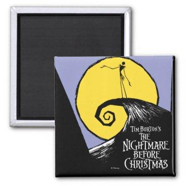 Tim Burton's The Nightmare Before Christmas Magnet