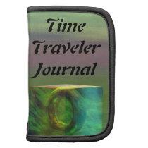 Time Traveler Journal planner by cricketdiane rickshaw folios