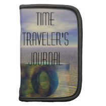 Time Traveler's Journal planner by cricketdiane rickshaw folios