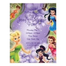 Disney Birthday Party Invitations eatlovepray